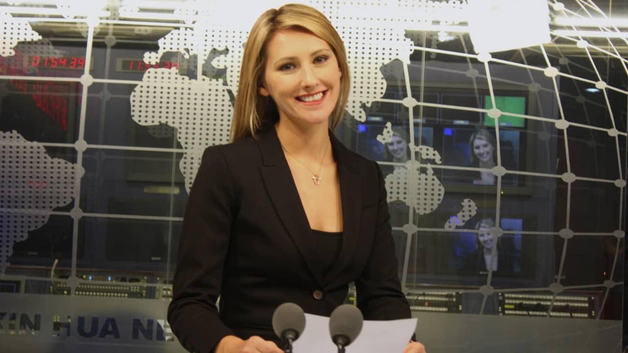 devenir présentatrice télé