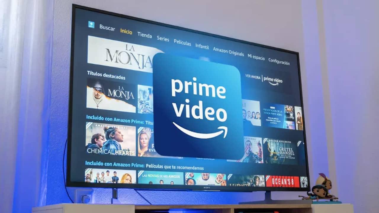 regarder Amazon prime vidéo sur ma télé